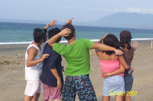 Meteor Garden-inspired picture in Pagudpud.